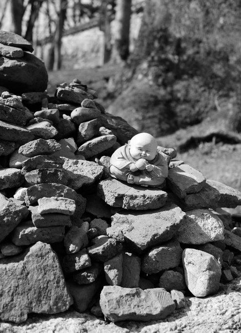 """Little Buddha"" by Katelyn Hemmeke, ETA '12-14"