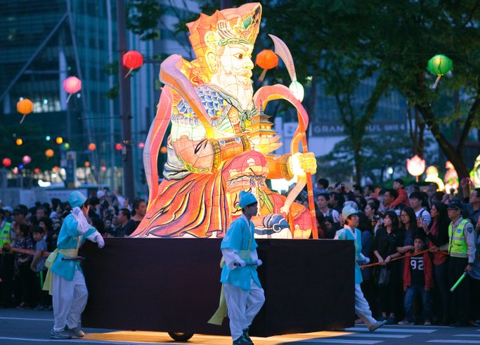 """Lotus Lantern Festival"" by Neal Singleton, ETA '12-14"