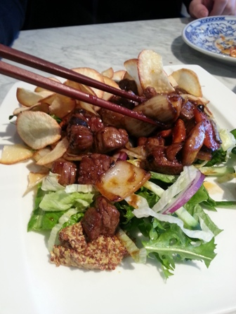 Vietnamese-style Chop Steak