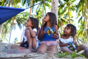 Island Childhood. Kelsey Hagenah. Palawan, Philippines.
